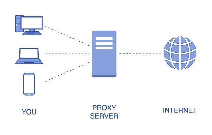 proxy server là gì