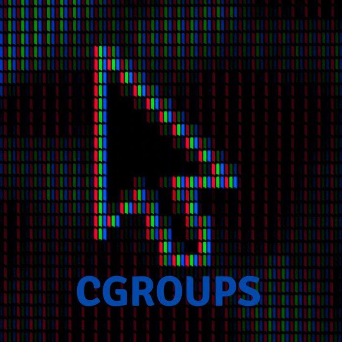 cgroups là gì