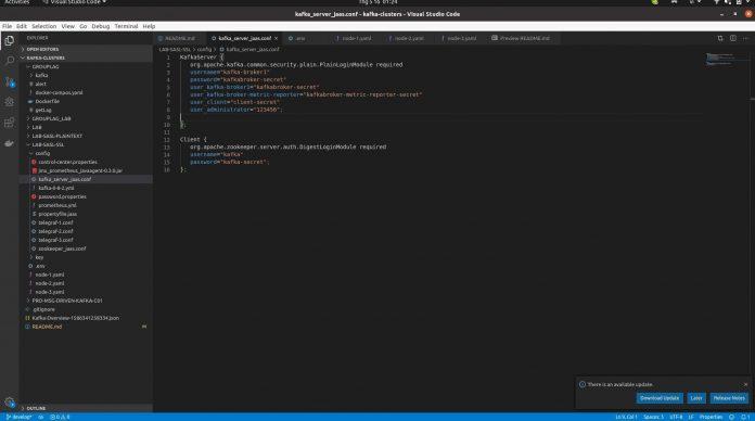 visual studio code là gì