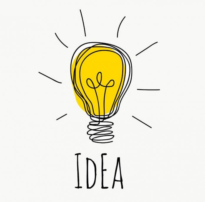 tìm ý tưởng thiết kế logo