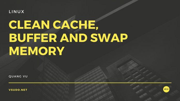 clean cache linux